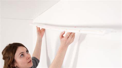 comment poser des moulures en polystyrene au plafond comment poser des corniches en polystyr 232 ne au plafond
