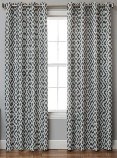 curtains with grommets pattern gallery for gt grommet curtains pattern