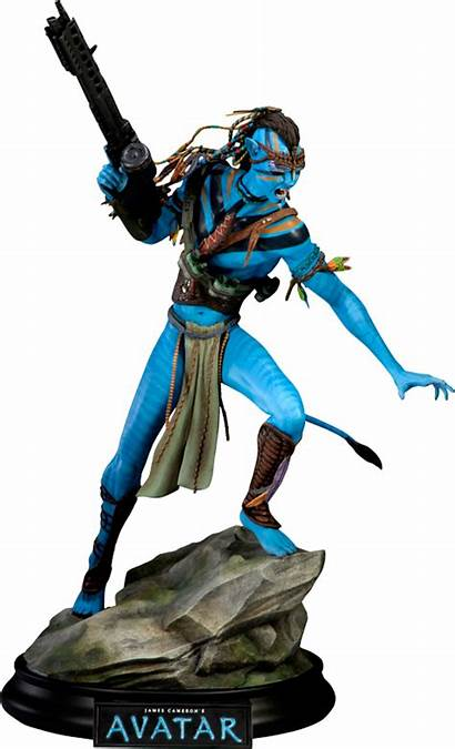Avatar Sully Jake Sideshow Collectibles Statue Polystone