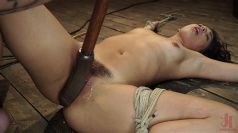 Bondage Extreme For The Slaved Girl With A Nice Ass Xbabe Video