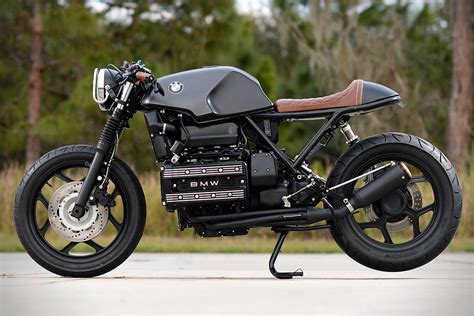 Bmw K100rs Cafe Racer By Hageman Motorcycles