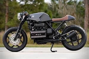 Cafe Racer Bmw : bmw k100rs cafe racer by hageman motorcycles hiconsumption ~ Medecine-chirurgie-esthetiques.com Avis de Voitures