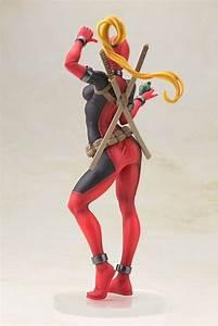Buy PVC Figures Marvel Bishoujo Statue Lady Deadpool