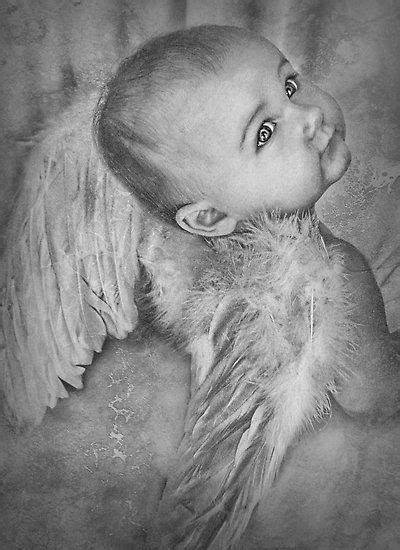 I have two baby angels. They didn't quite make it to earth. | Angel drawing, Angel, Angel pictures