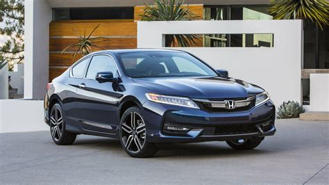 2016 honda accord coupe top speed