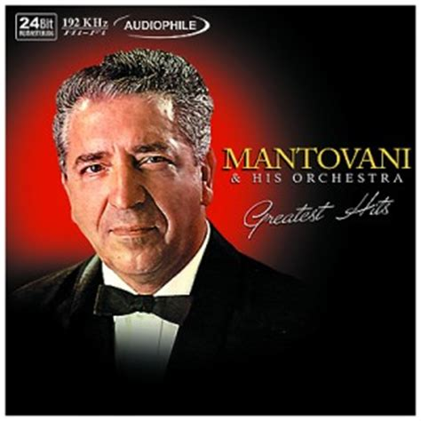 Mantovani Hits by Mantovani His Orchestra Greatest Hits Dyna