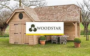 Garage En Anglais : woodstar abris de jardin en bois ~ Medecine-chirurgie-esthetiques.com Avis de Voitures