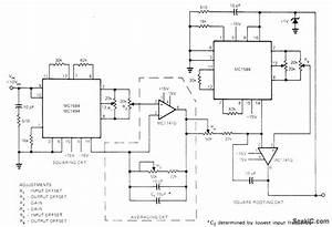 2 10v P P True Rms T0 600 Khz - Power Supply Circuit - Circuit Diagram