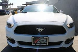 Pre-Owned 2016 Ford Mustang V6 Two-Door Coupe in Fullerton #24308 | Auto Republic