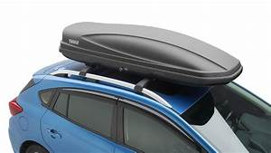 2018 Subaru Outback Roof Cargo Carrier Extended  Provides