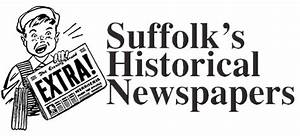 Suffolk Historic Newspapers