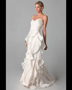 20 gorgeous wedding dresses for less than 1000 huffpost for Wedding dress for less