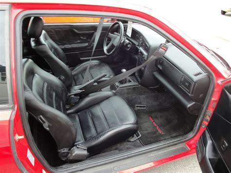 Corrado Interieur by 1992 Vw Corrado Slc Interior German Cars For Sale