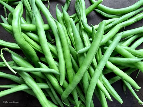 freezing fresh green beans how to freeze garden fresh green beans she loves biscotti