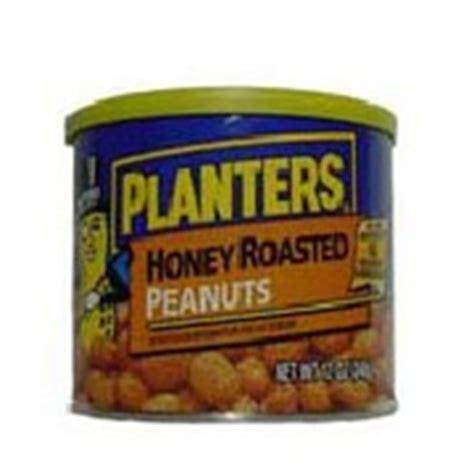 planters honey roasted peanuts planters peanuts honey roasted calories nutrition