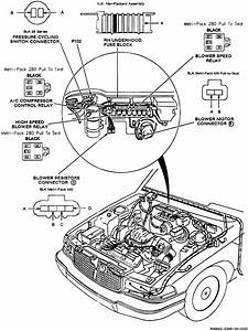 How Do I Know Which Relay To Replace For A 1994 Buick Park