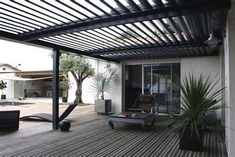 aluminium bioclimatic pergola with mobile slats solisysteme gardens pergolas