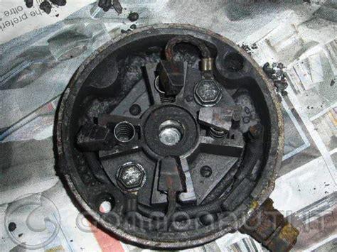 motorino di avviamento johnson 521 riparazione