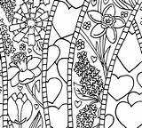 Coloring Mindfulness Printable Mindful Colouring Adult Inspirations Line Ausmalbilder Coloriage Achtsamkeit Bestcoloringpagesforkids Christmas Twinkl Incredible Solitaire Sheet Extraordinary Halloween Sheets sketch template