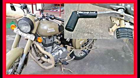 Royal Enfield Classic 500 Modification by Royal Enfield Classic 500 Desert New Modification