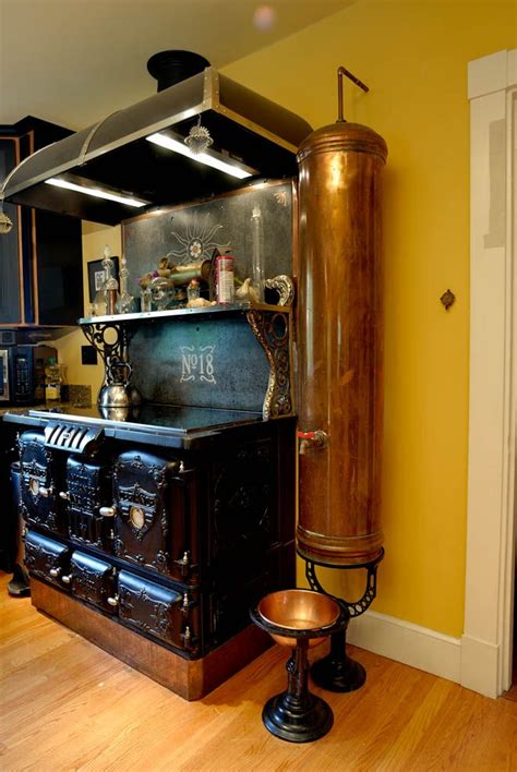Best 25+ Steampunk Kitchen Ideas That You Will Like On