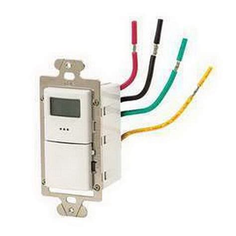 nsi ss403 tork 174 digital auto off in wall timer switch 5