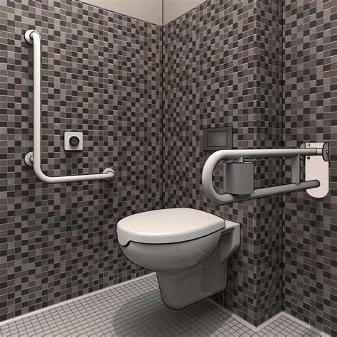 accessori per bagno disabili normativa