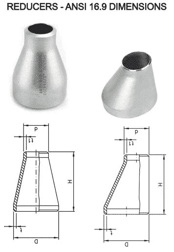 Stainless Steel 904L Reducer   904L Stainless Steel