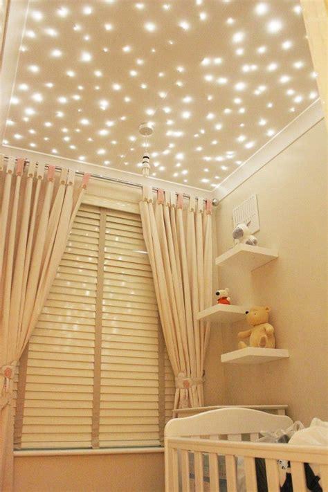 Licht Kinderzimmer by Sternenhimmel Als Beleuchtung F 252 R Ein Sch 246 Nes Kinderzimmer