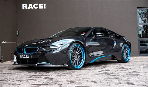 Bmw I8 From South Africa Gets