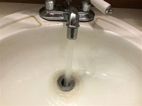 Bathroom Sink Drains Slowly by Clearing A Clogged Bathroom Sink Thriftyfun