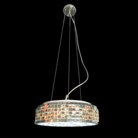 coffee chrome pendant light fitting electra lighting