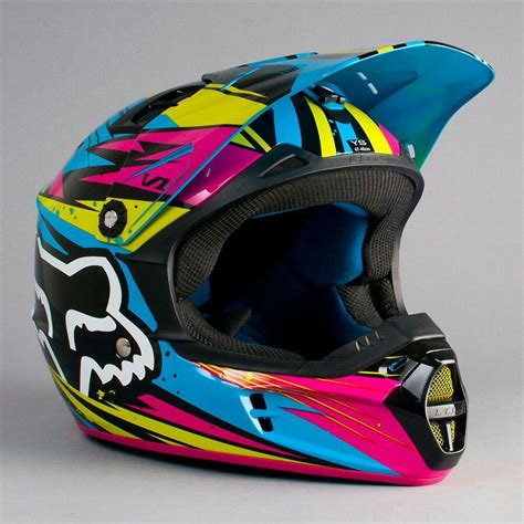fox motocross helm discover and save creative ideas