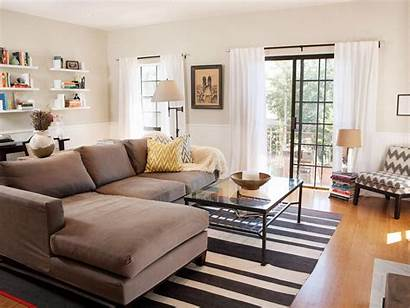 Living Couches Oversized Cool Furniture Brown Rug