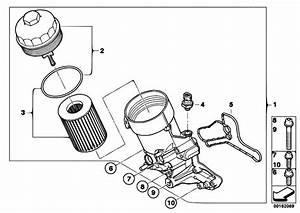 Original Parts For E92 M3 S65 Coupe    Engine   Lubrication