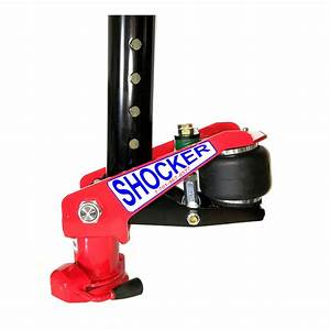 Gooseneck Surge Air Hitch For Featherlite Horse Trailers
