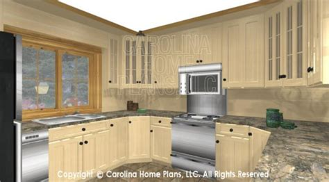 wood flooring in kitchens 3d images for chp sg 1576 aa small cottage 3d 1576
