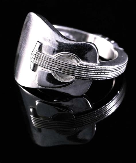 guitar rings sku 210180 29 95 music jewelry