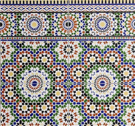 Fliesen Orientalischem Muster by Marokkanische Fliesen Motiv Muster Orientalisch Arabisch