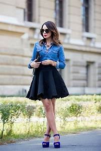 111 Attractive Flare Outfits for Girls