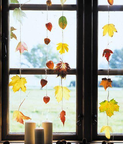 Herbst Fenster Deko by Herbstkranz Bild 6 Naturwerkstatt Fensterdeko Herbst