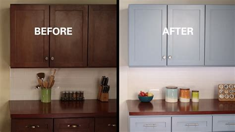 best way to refinish cabinets kilz how to refinish kitchen cabinets youtube