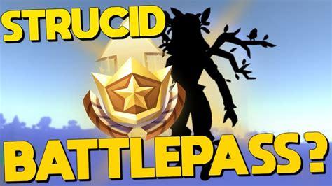 strucid added  battle pass   game youtube