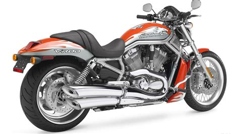 Wallpaper Harley-davidson V-rod Motorcycle 1920x1200 Hd