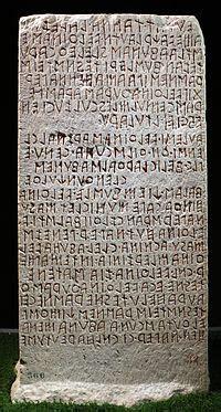 lingua etrusca wikipedia
