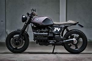 Bmw K100 Scrambler : bmw k100 scrambler two wheeled beasts pinterest ~ Melissatoandfro.com Idées de Décoration