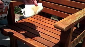 treat patio furniture teak furniture diy