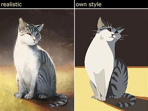 artist imitates   art styles  drawing