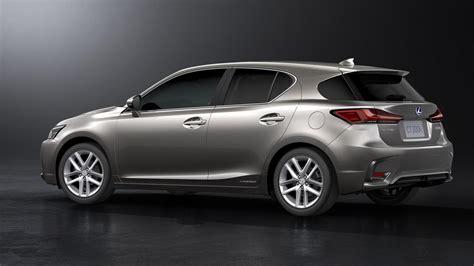 lexus hybrid lexus updates ct 200h one last time autoevolution