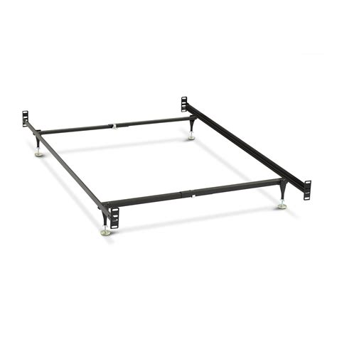 Metal Bed Frame Fulltwin Size Headboardfootboard